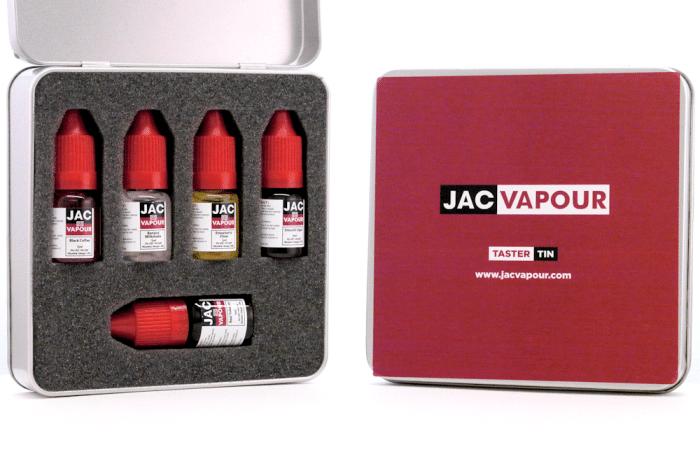 jacvapour e-liquid