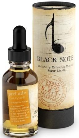 black note e-juice