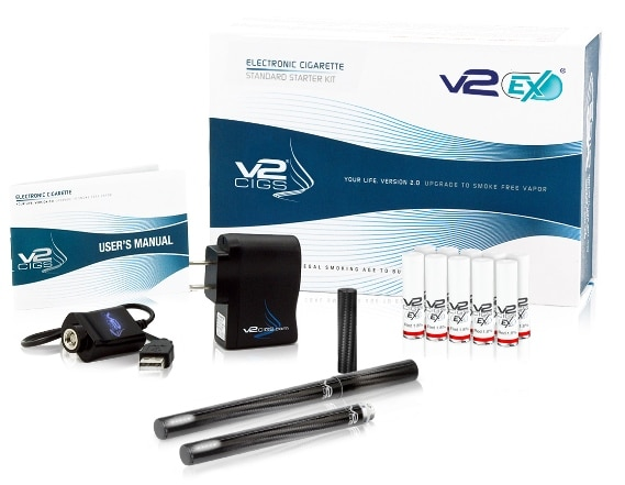 v2 cigs ex series kit