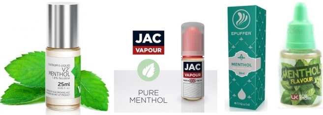 best menthol vape juice in the united kingdom