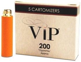 Vip electronic cigarette flavours