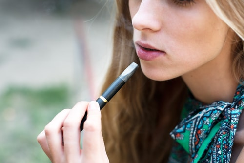 Electronic Cigarettes Unlikely to be used by Teenagers