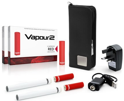 v2 standard plus - the best e cig in the uk