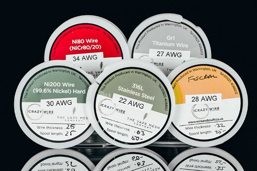 Which Coils are for TC Vaping and Wattage Vaping