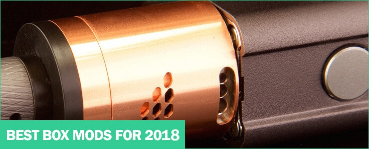 best vape and box mods in the united kingdom for 2018