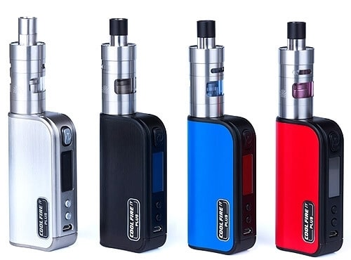 Innokin Cool Fire IV plus apex