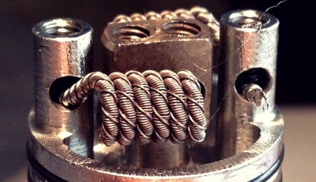 A Twisted Coil Build