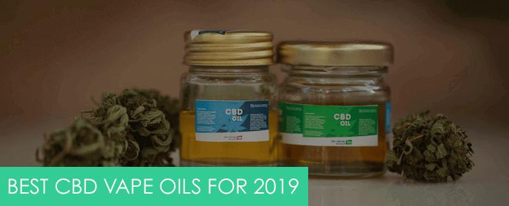 5 Best CBD E-Liquids and Vape Oils in the UK [09/2019] Reviewed