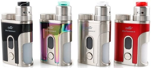 10 Best Squonk Mods in the UK [09/2019] - Regulated & Mech
