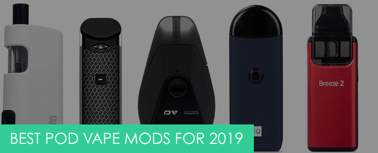 best pod mods in the uk