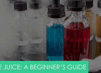 Do it yourself (DIY) vape juices - a beginner's guide