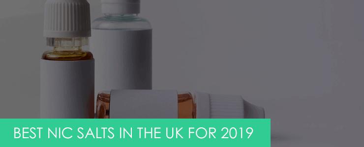 best nicotine salts in the United Kingdom