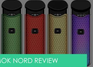 Smok Nord Pod Kit Review