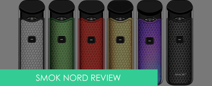 Smok Nord Pod Kit Review
