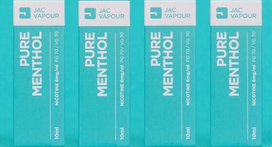 best menthol vape juice in the united kingdom