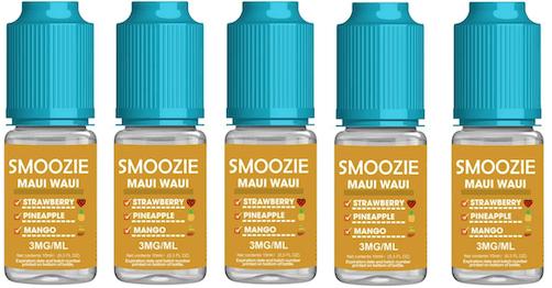 best tasting vape juice for sub ohm vaping