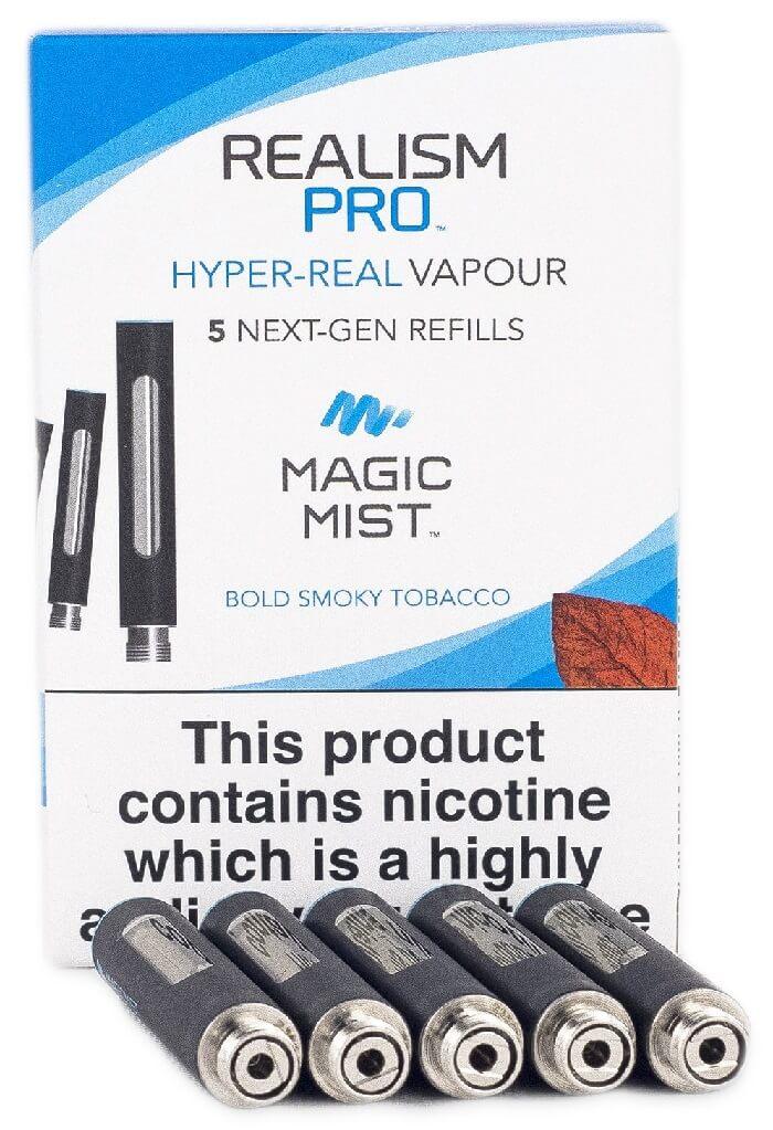 Bold Smoky Tobacco