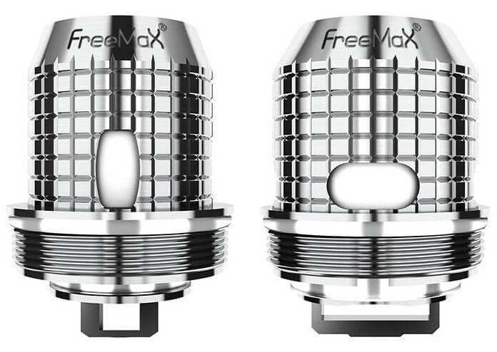 Freemax TWISTER 80W Coils
