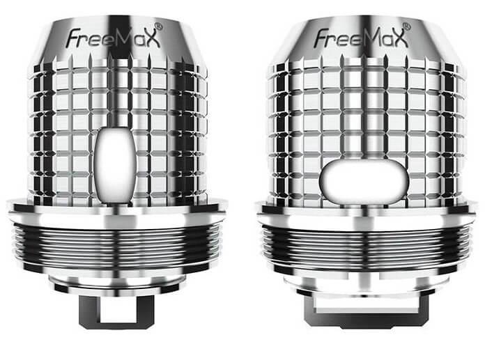Freemax TWISTER 80W Coils
