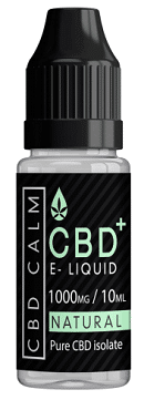 Natural CBD E-liquid Shot