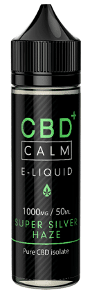 Silverhaze CBD E-liquid