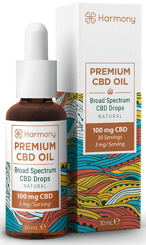 Harmony Natural CBD Oil