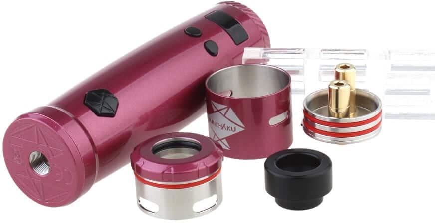UWELL Nunchaku 80W Vape Pen Kit
