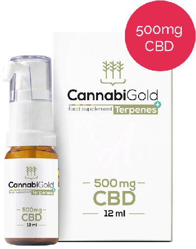 CannabiGold Terpenes oil