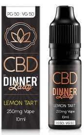 CBD Lemon Tart Vape E-Liquid