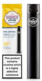 Dinner Lady Lemon Tart Disposable E-Cigarette
