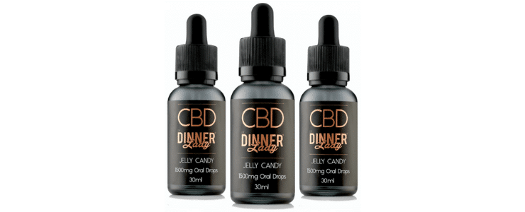 Dinner Lady CBD Oral Drops Review