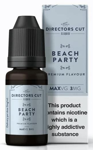 Directors Cut Premium E-Liquid