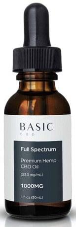 Premium Hemp Full Spectrum CBD Oil Tincture