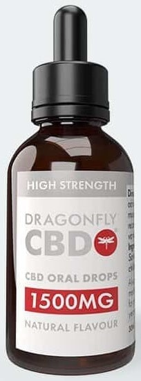 Narrow Spectrum Dragonfly CBD Oil