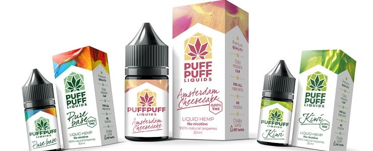 Puff Puff Liquids Review